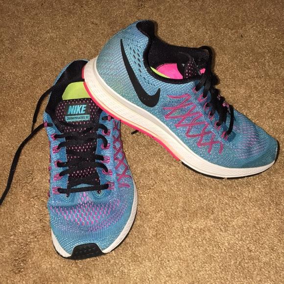 best website b3fff 48309 Size 9 Nike Zoom Pegasus 32 Running Sneakers